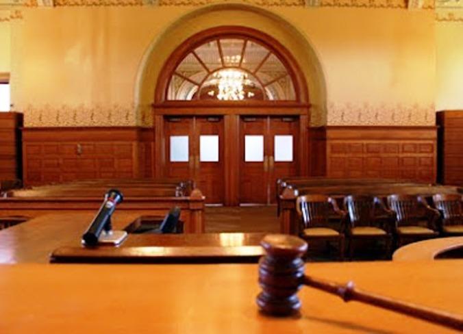 Aula-Tribunale acque pubbliche