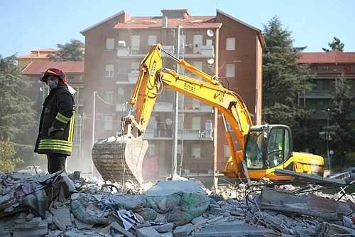 Terremoto in Abruzzo Tendopoli